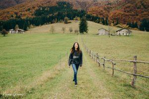 Val di Preone -NuoviGiorni- Alice fotografata da Giacomo