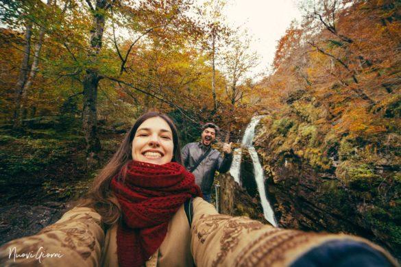 Cascate della Val D'Arzino - Selfie - Nuovi Giorni