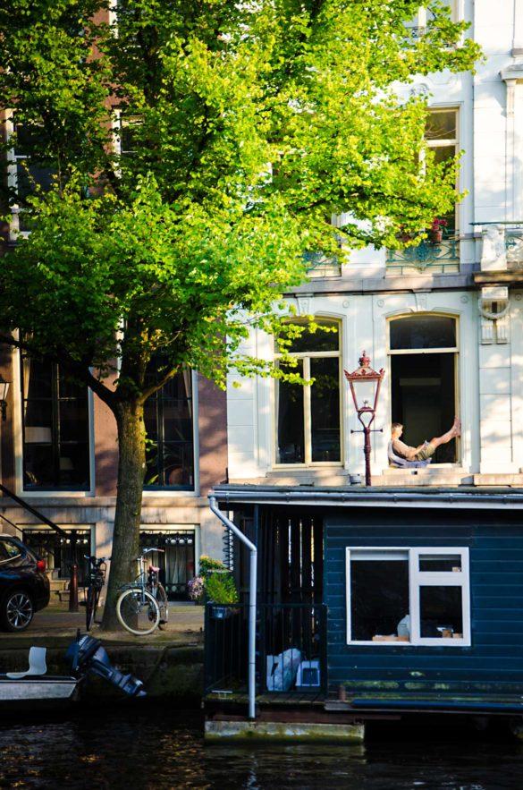 amsterdam riverside