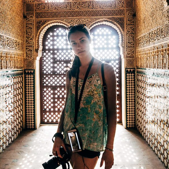 granada alhambra alice