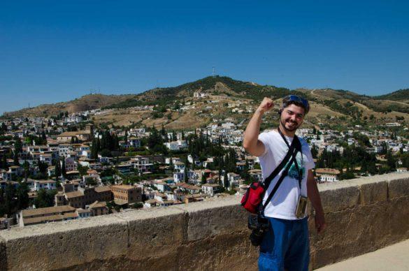 granada alhambra giacomo