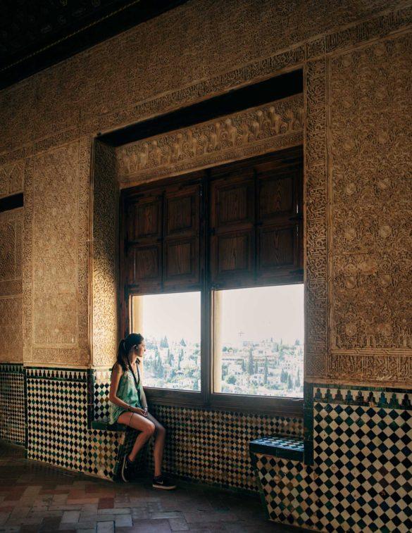 granada alice alhambra