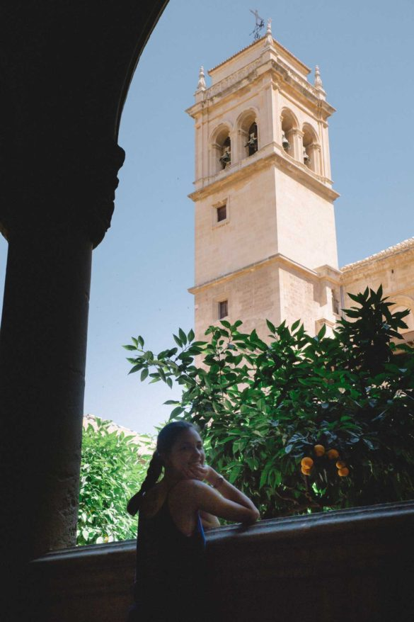 granada alice monastero