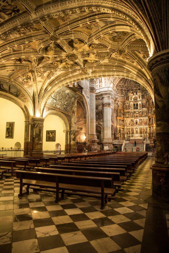 granada chiesa monastero