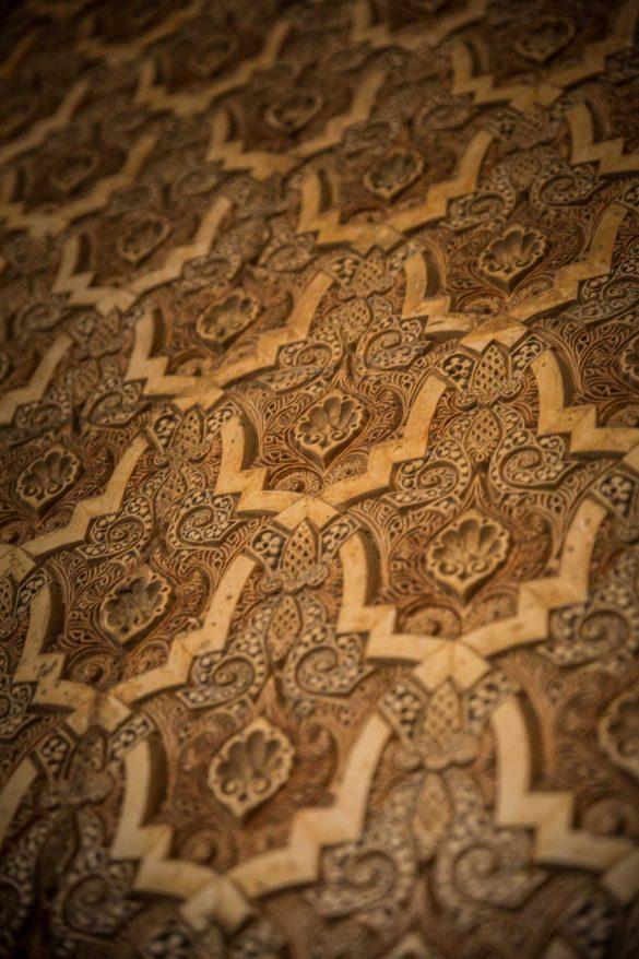 granada dettaglio alhambra