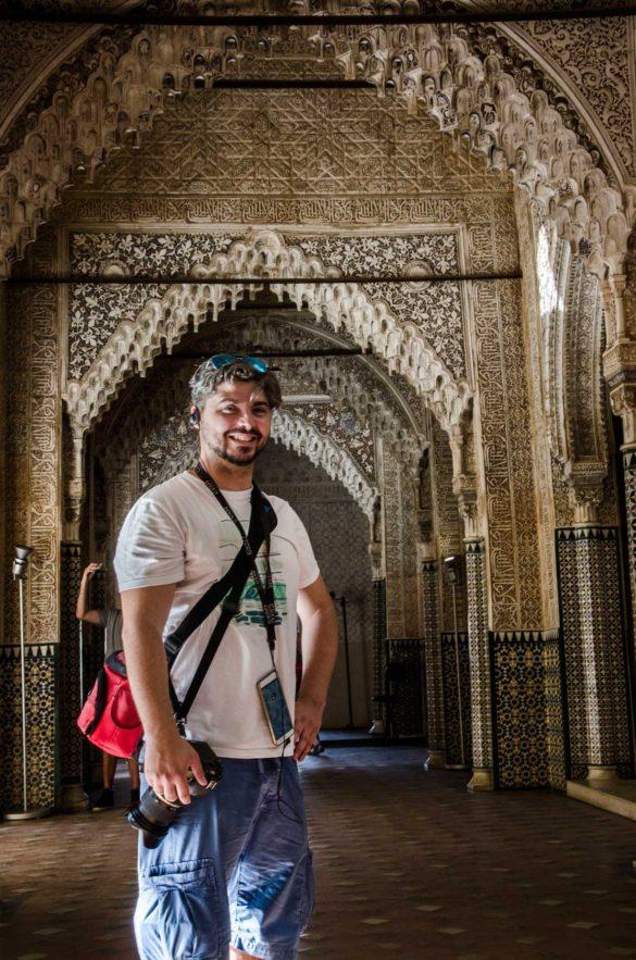 granada giacomo alhambra