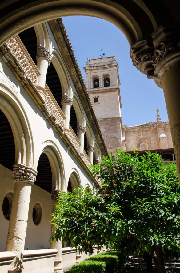 granada monastero