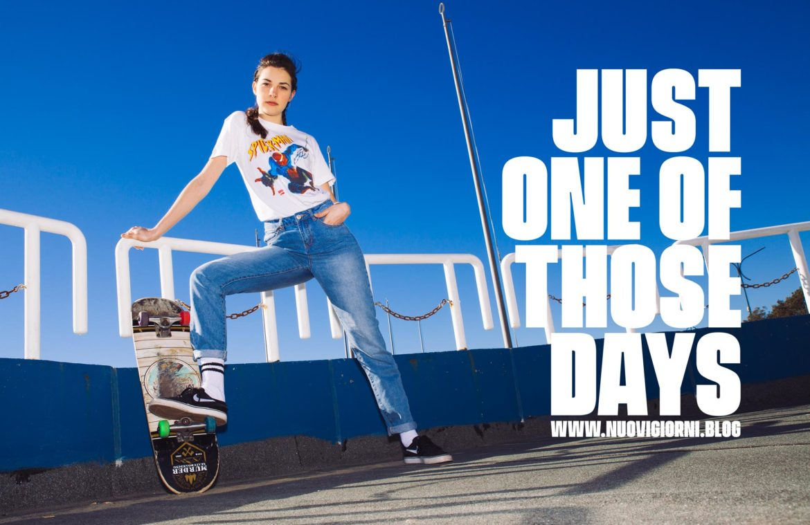 Nuovi Giorni Just One Of Those Days Cover Alice