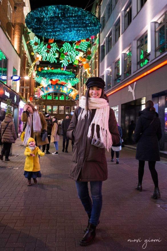Londra Alice Carnaby