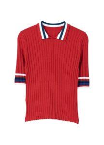 mango bird maglione rouge