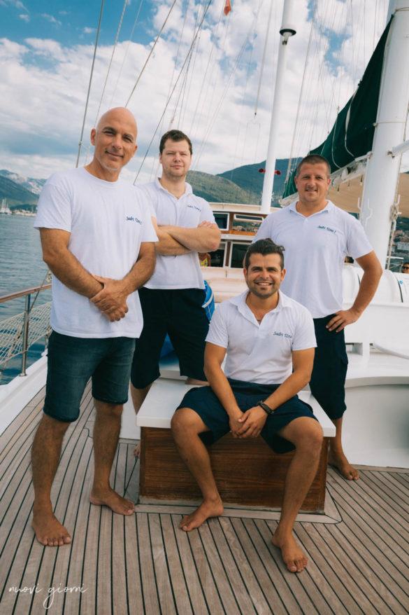 montenegro vacanza caicco gulet cruise nuovi giorni blog 12