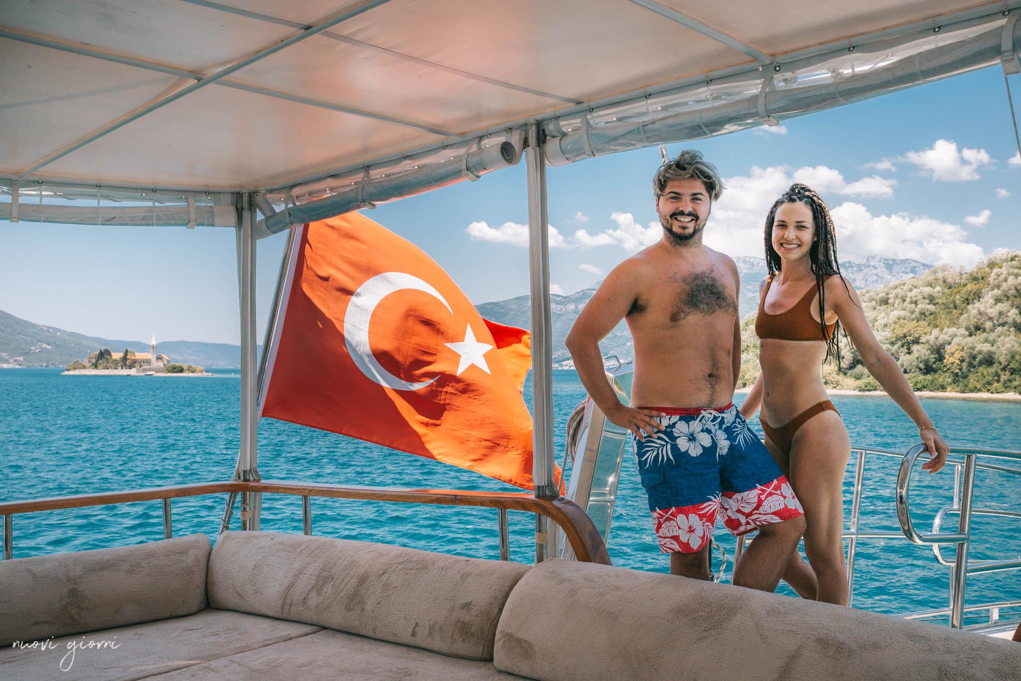 montenegro vacanza caicco gulet cruise nuovi giorni blog 13