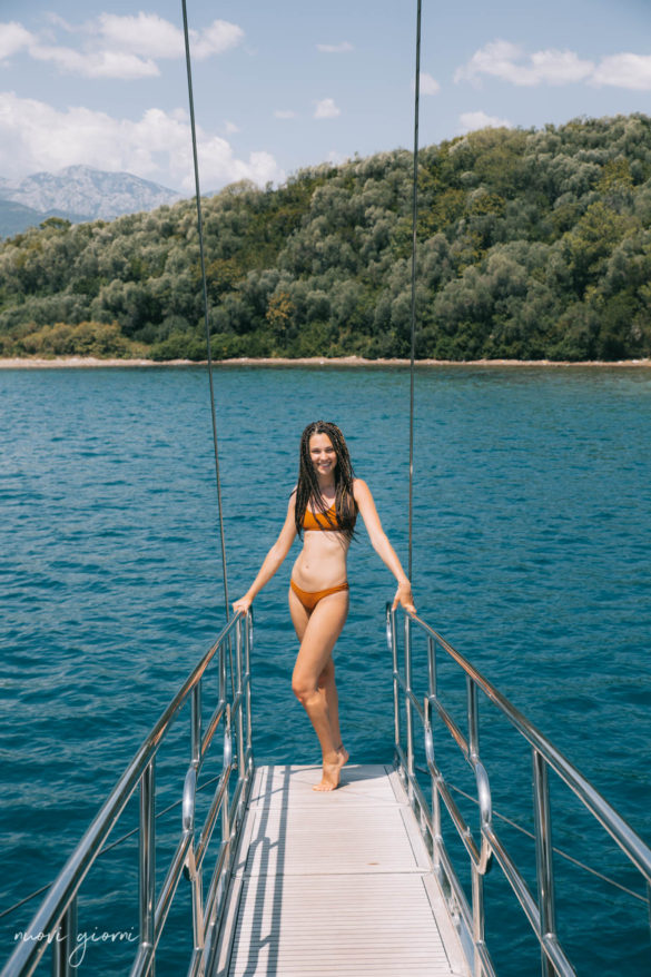 montenegro vacanza caicco gulet cruise nuovi giorni blog 3
