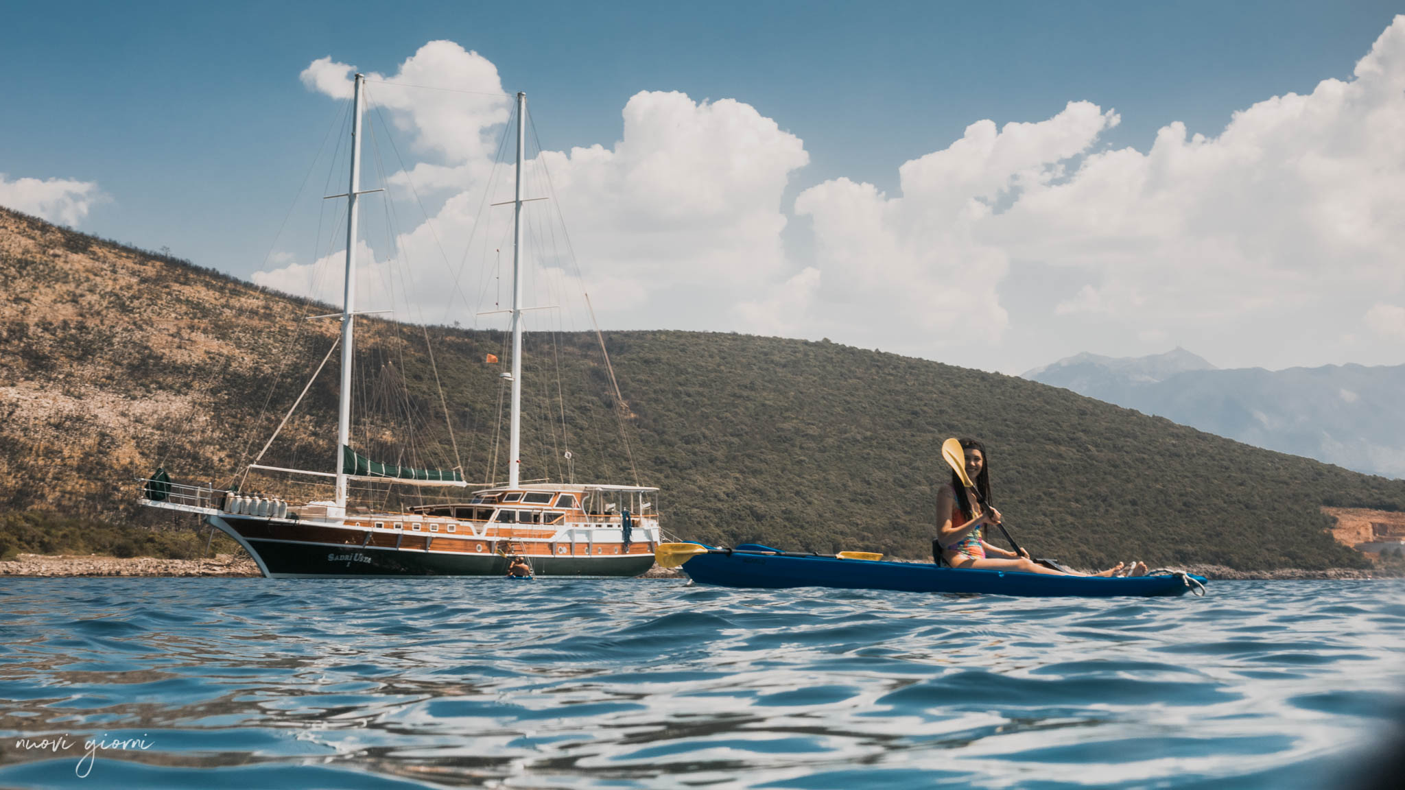 montenegro vacanza caicco gulet cruise nuovi giorni blog 56