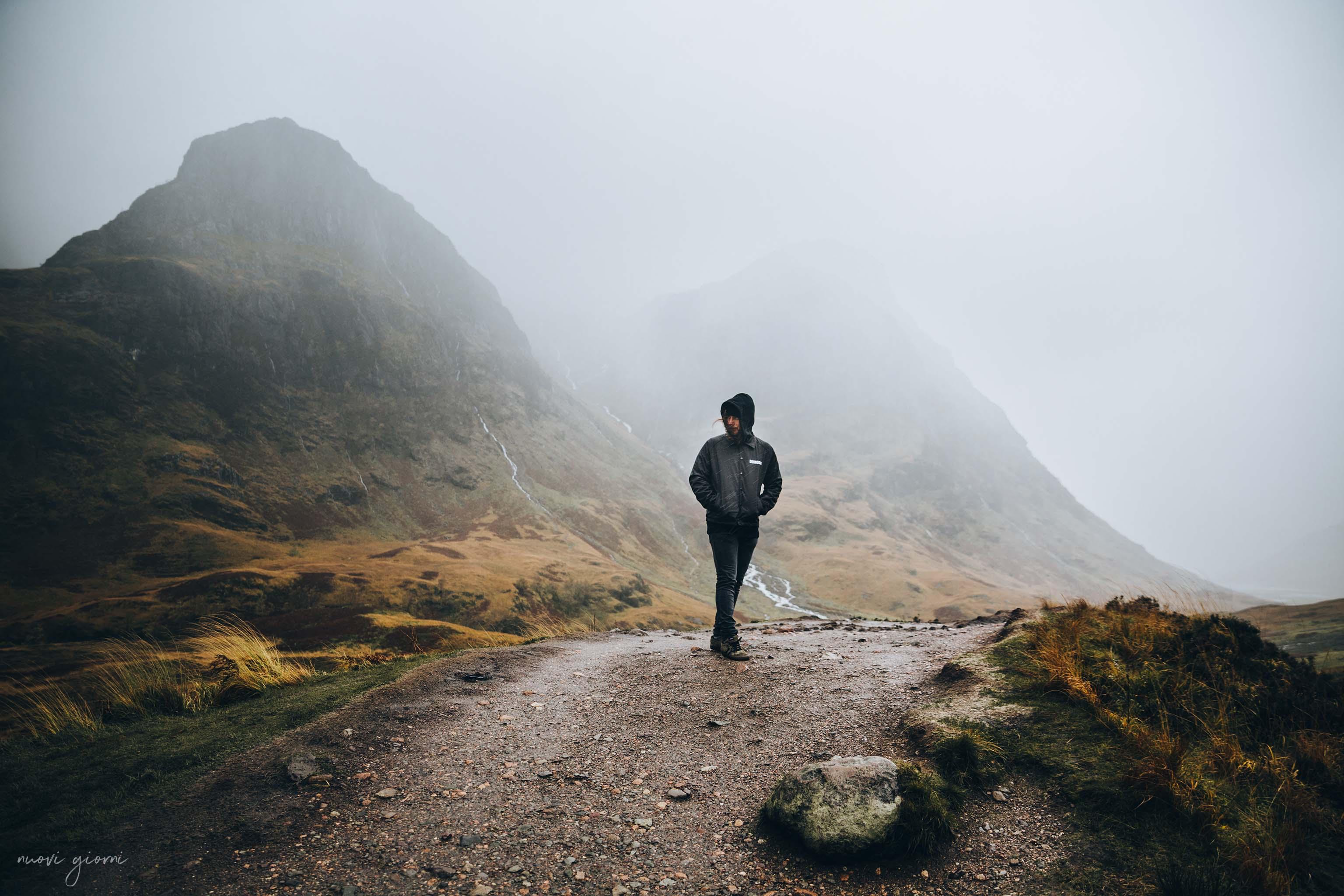 scozia highlands edimburgo nuovi giorni blog 1