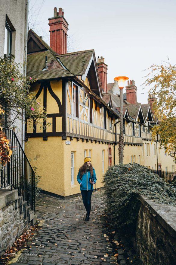 Dean Village Edinburgh edimburgo nuovi giorni blog