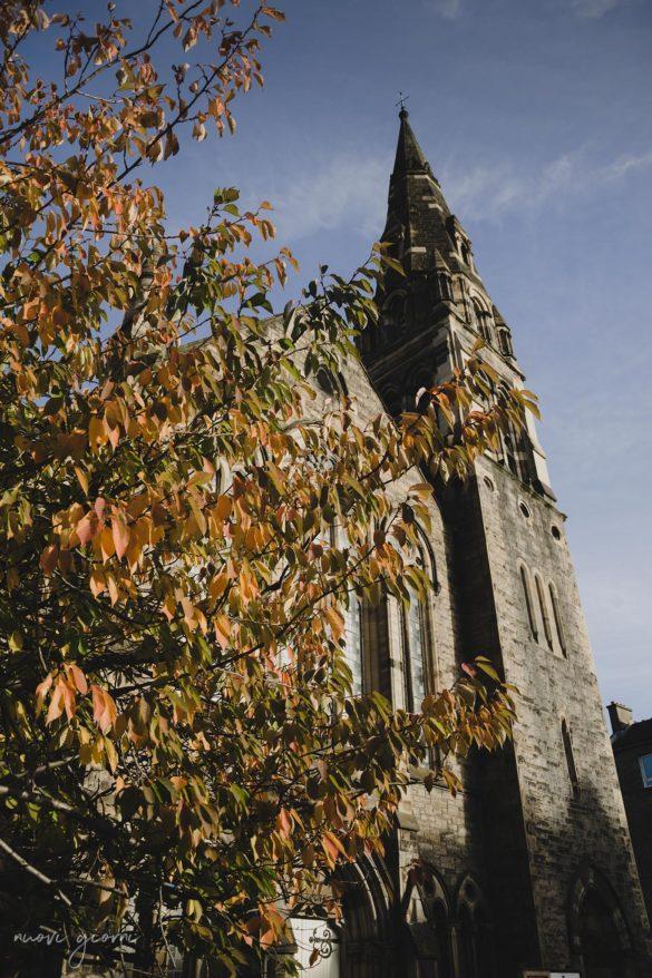 Edimburgo nuovi giorni blog