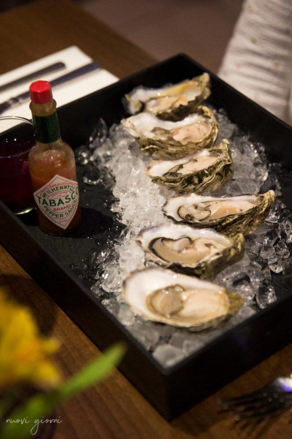 Oysters in Edinburgh Nuovi Giorni Blog