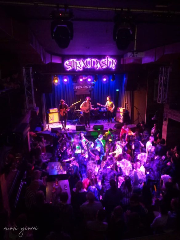 Stramash Edinburgh Nuovi Giorni Blog