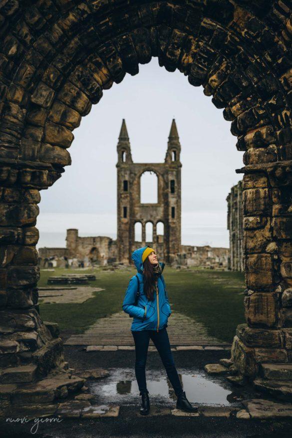 Saint Andrews St Andrews Scotland Scozia Nuovi Giorni Blog
