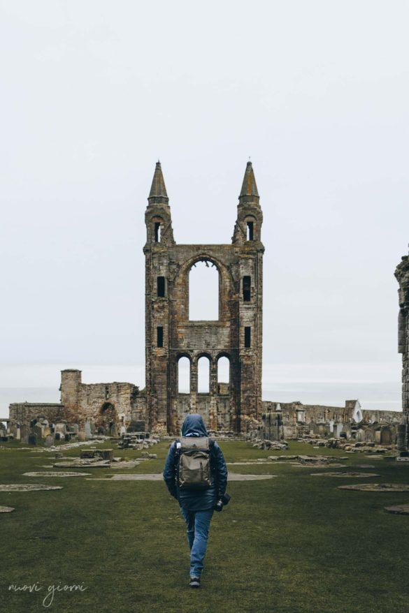 Saint Andrews St Andrews Scotland Scozia Nuovi Giorni Blog 3