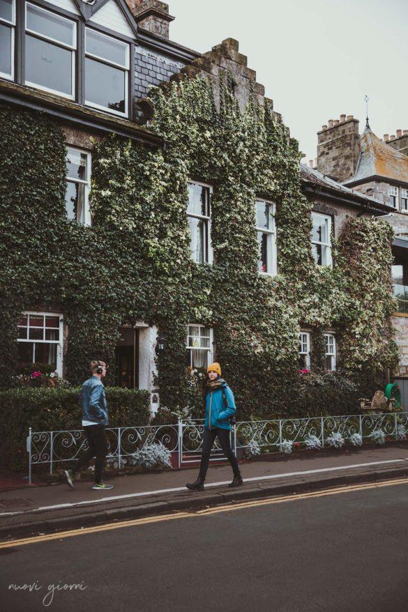 Saint Andrews St Andrews Scotland Scozia House Casa Nuovi Giorni Blog
