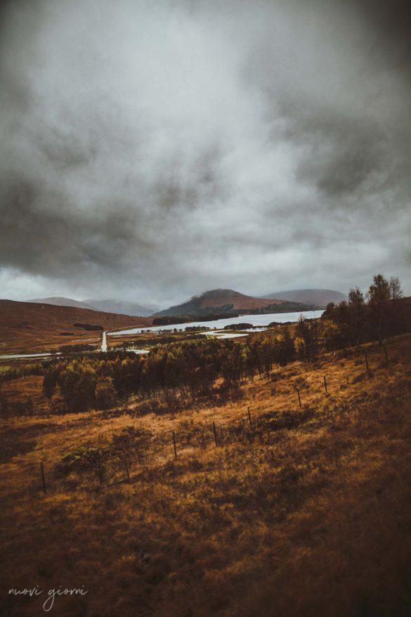 Glencoe scozia Scotland highlands lake nuovi giorni blog
