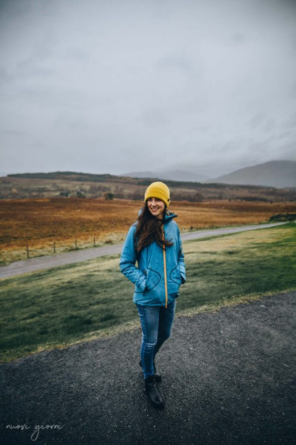 Glencoe scozia Scotland highlands nuovi giorni blog