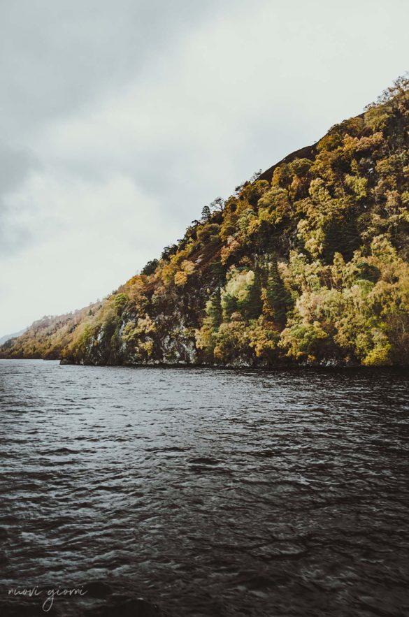 Loch Ness scozia Scotland highlands lago lake nuovi giorni blog