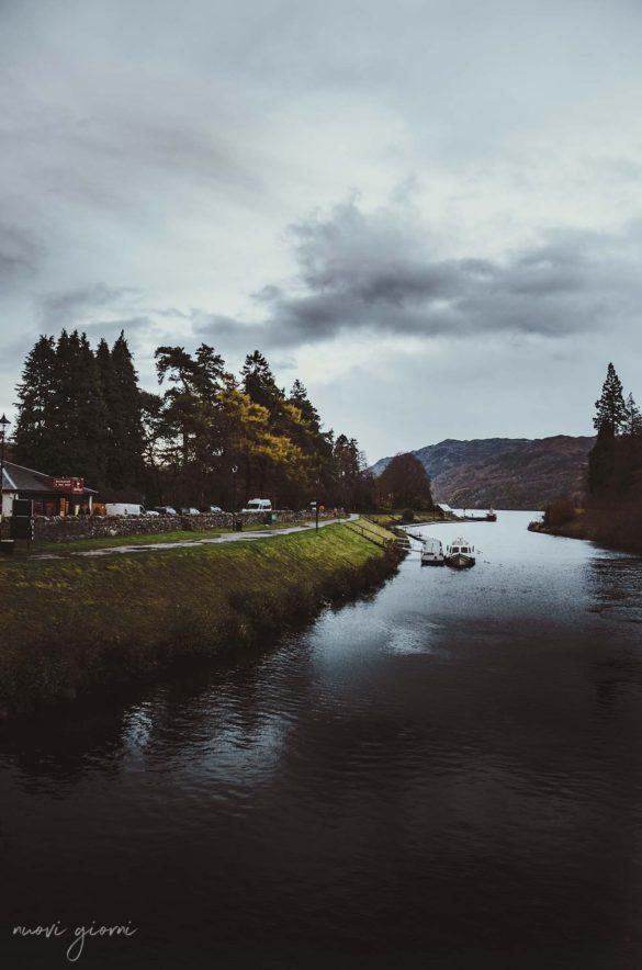 Loch Ness scozia Scotland highlands lago lake nuovi giorni blog 2