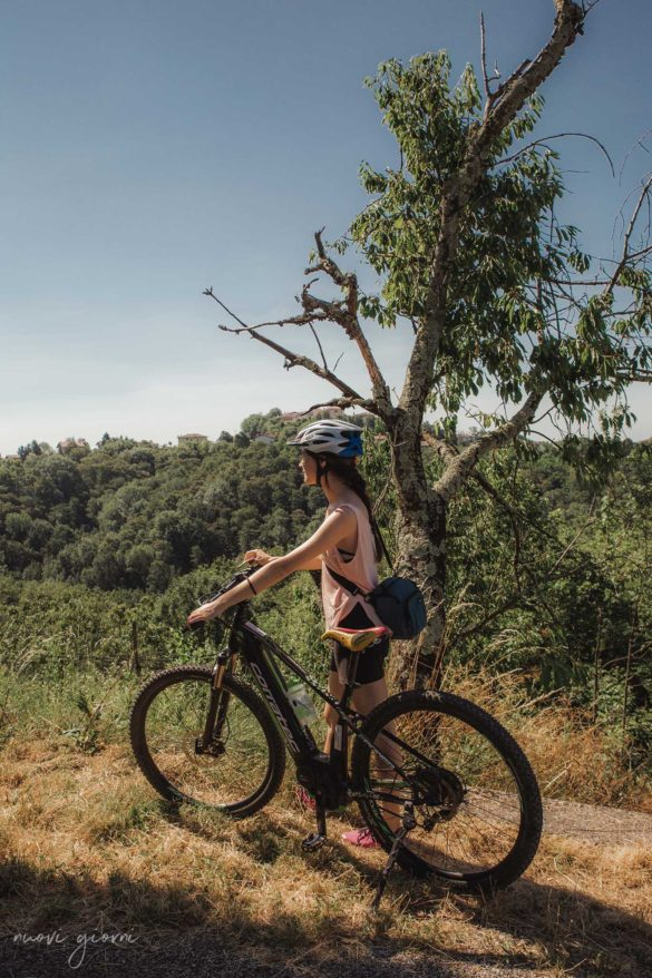 BrickScape Blog Tour 2019 - Nuovi Giorni Blog - E-bike - Friuli Venezia Giulia - Alice