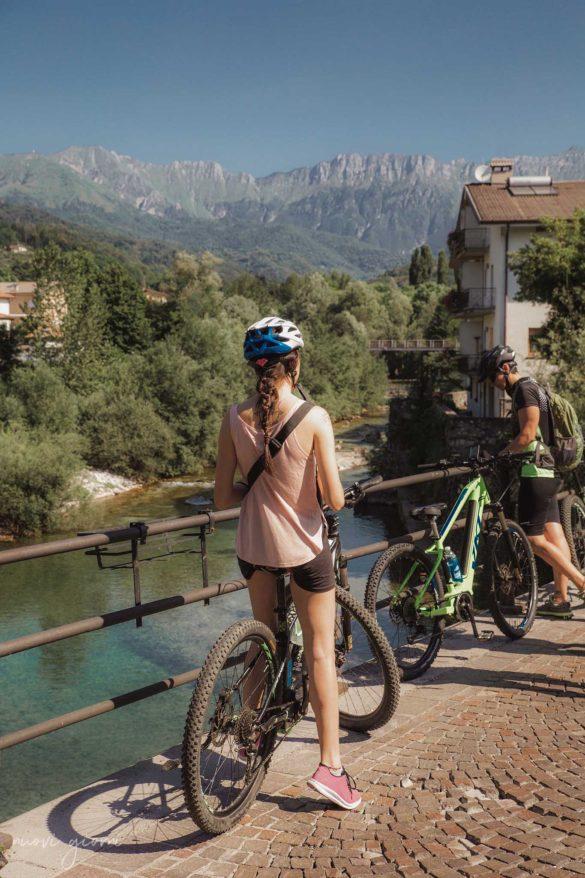 BrickScape Blog Tour 2019 - Nuovi Giorni Blog - E-bike - Friuli Venezia Giulia - Tarcento