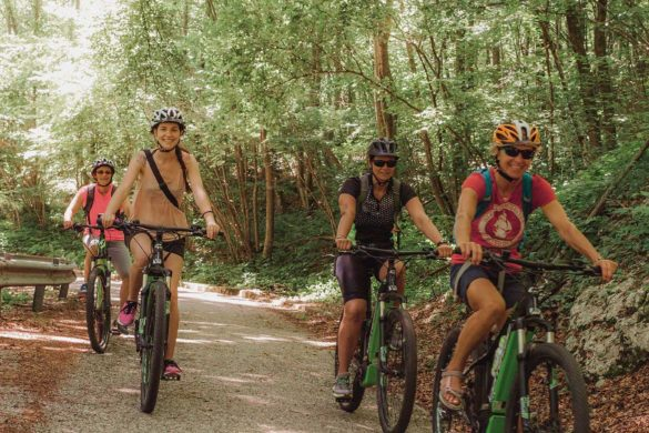 BrickScape Blog Tour 2019 - Nuovi Giorni Blog - E-bike - Friuli Venezia Giulia