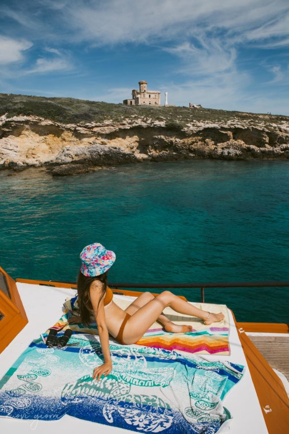Vacanza in Italia alle Isole Tremiti - Alice Prende il Sole - Nuovi Giorni Blog