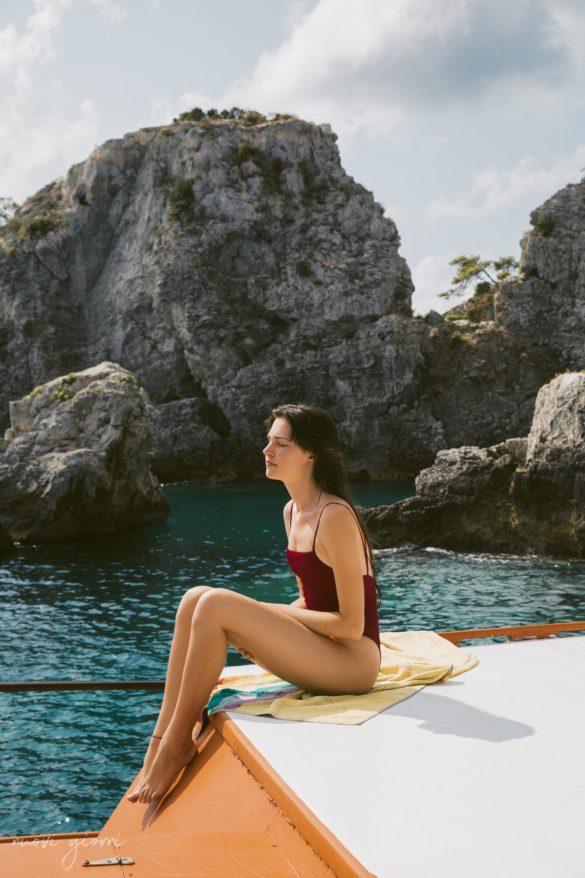 Vacanza in Italia alle Isole Tremiti - Alice in Caicco - Nuovi Giorni Blog