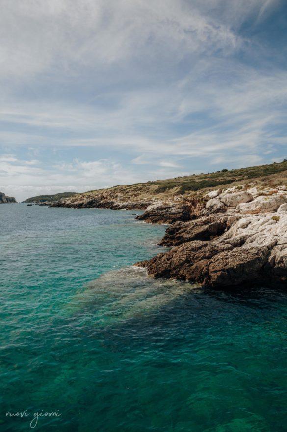 Vacanza in Italia alle Isole Tremiti - Mare di Capraia - Nuovi Giorni Blog