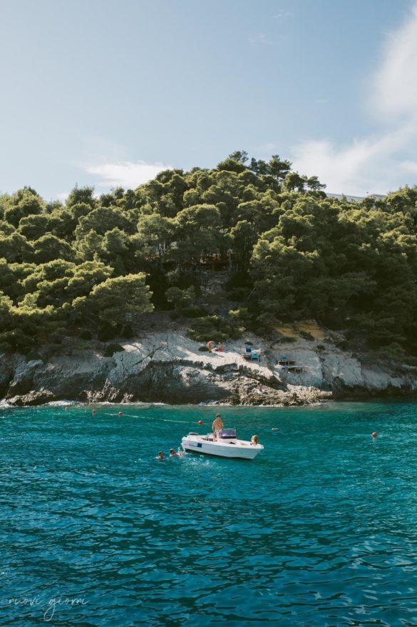 Vacanza in Italia alle Isole Tremiti - Baia - San Domino - Nuovi Giorni Blog