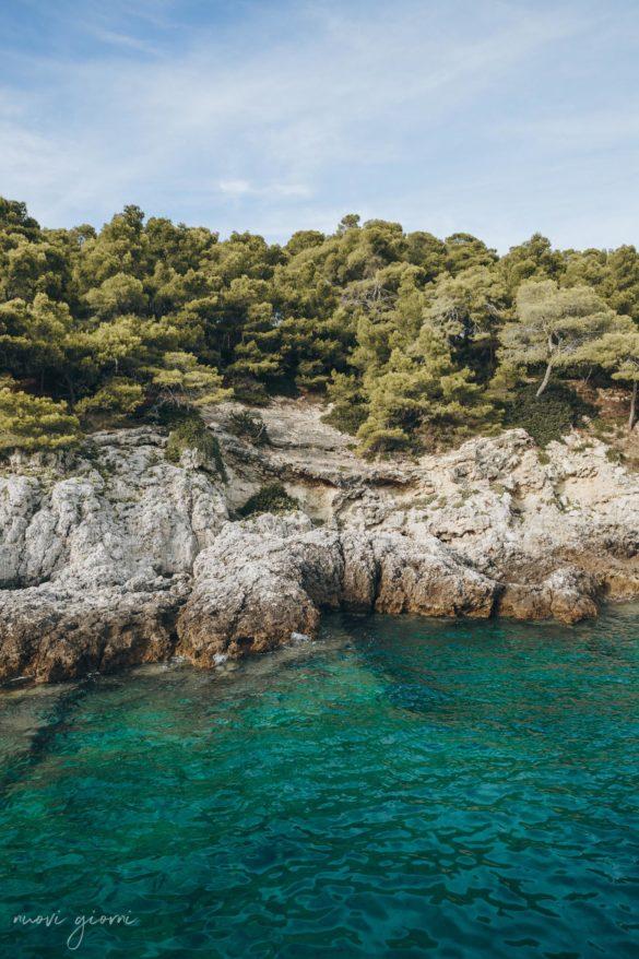 Vacanza in Italia alle Isole Tremiti - Cala - San Domino - Nuovi Giorni Blog