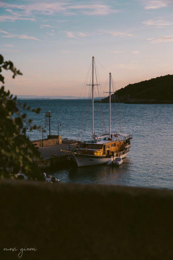 Vacanza in Italia alle Isole Tremiti - Caicco - Nuovi Giorni Blog