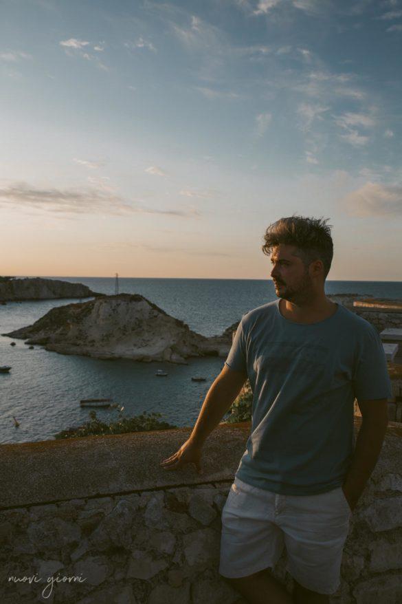 Vacanza in Italia alle Isole Tremiti - Giacomo - Panorama - Nuovi Giorni Blog