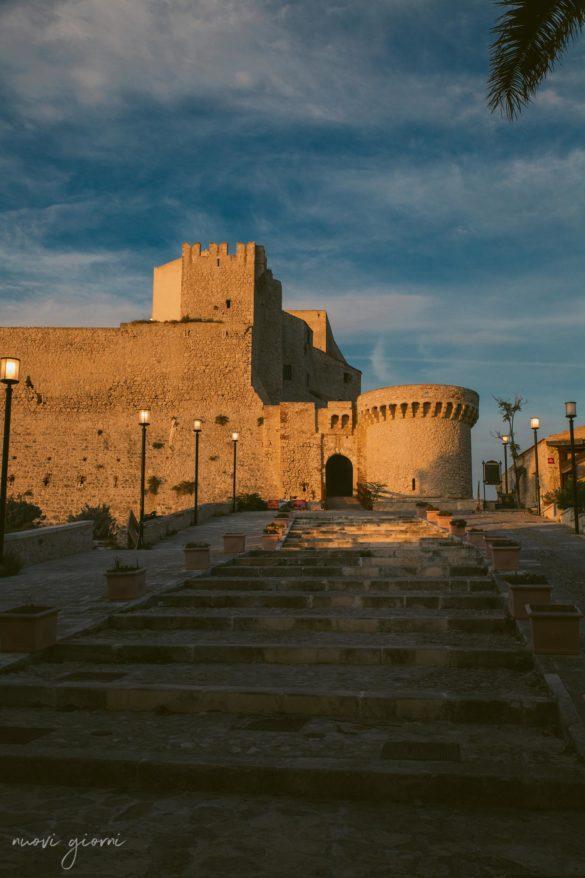 Vacanza in Italia alle Isole Tremiti - Castello di San Nicola - Nuovi Giorni Blog