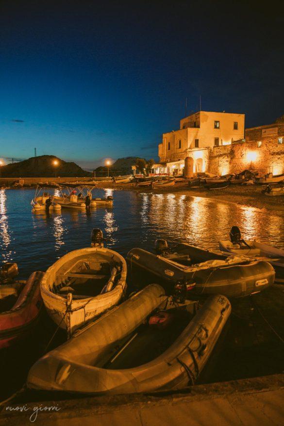 Vacanza in Italia alle Isole Tremiti - Porto di San Nicola - Nuovi Giorni Blog