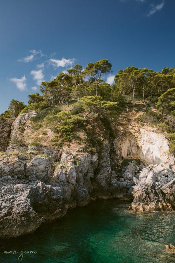 Vacanza in Italia alle Isole Tremiti - Caletta - Nuovi Giorni Blog
