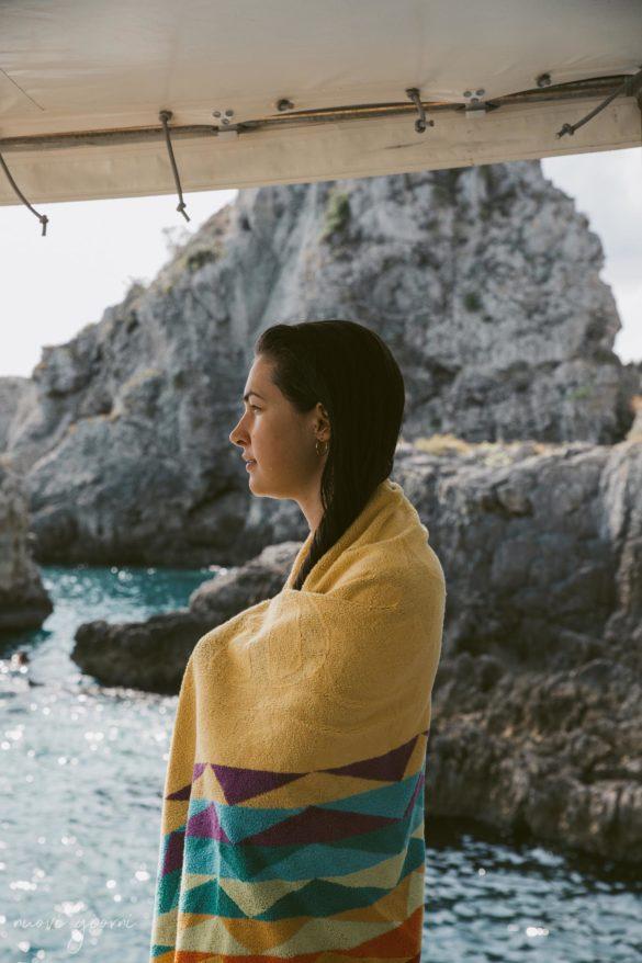 Vacanza in Italia alle Isole Tremiti - Alice - In Barca - Nuovi Giorni Blog