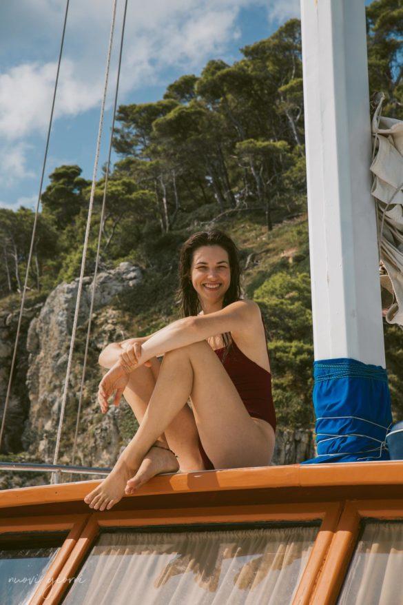 Vacanza in Italia alle Isole Tremiti - Alice in Barca - Nuovi Giorni Blog
