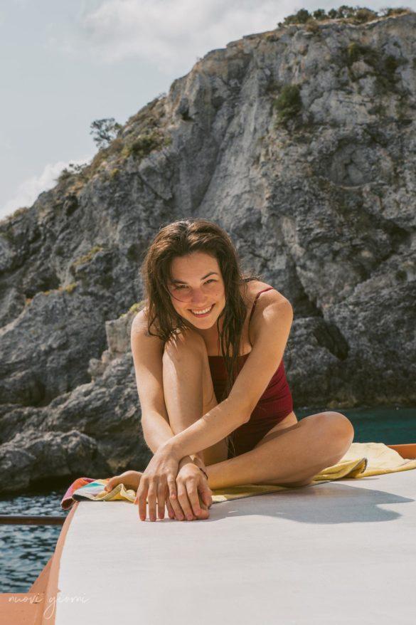 Vacanza in Italia alle Isole Tremiti - Alice - in Caicco - Nuovi Giorni Blog