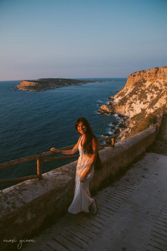 Vacanza in Italia alle Isole Tremiti - Alice al Tramonto - Nuovi Giorni Blog