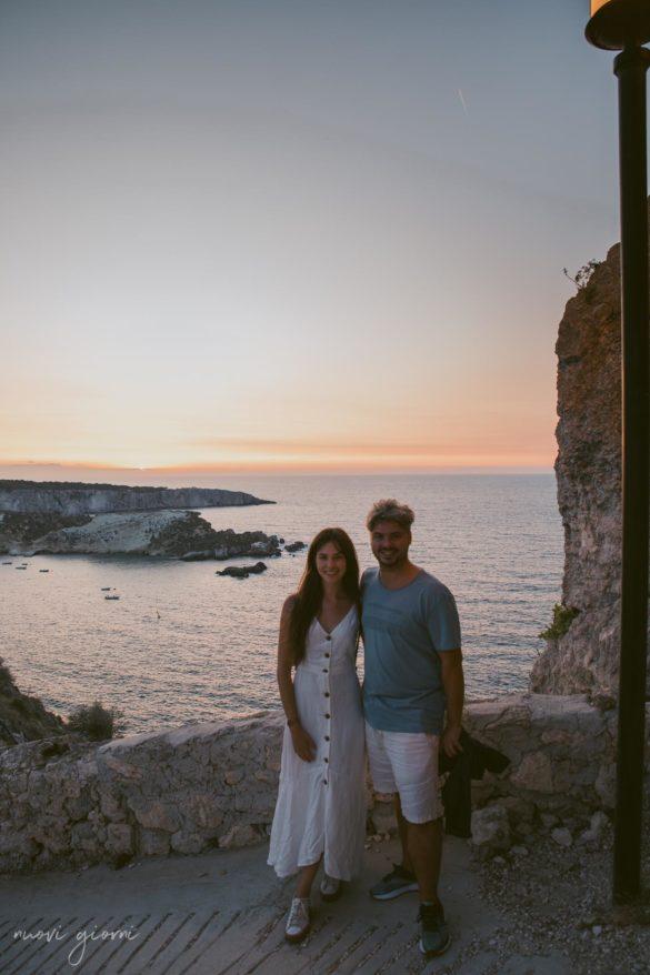 Vacanza in Italia alle Isole Tremiti - Alice e Giacomo - Panorama - Nuovi Giorni Blog
