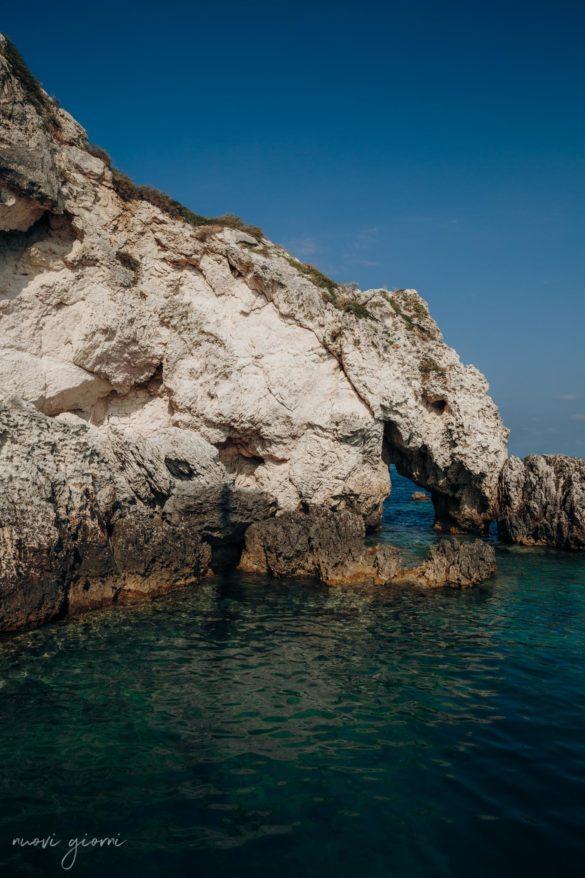 Vacanza in Italia alle Isole Tremiti - Scoglio dell'Elefante - Nuovi Giorni Blog