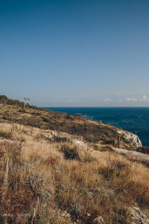 Vacanza in Italia alle Isole Tremiti - San Domino - Incendio - Nuovi Giorni Blog
